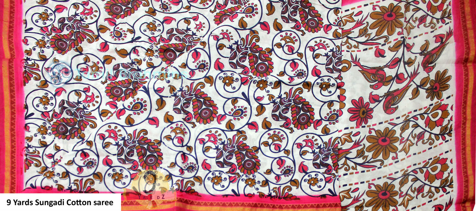9-yards-sungudi-cotton-jpg.7058 9 Yardz - Let's go the Madisar Style