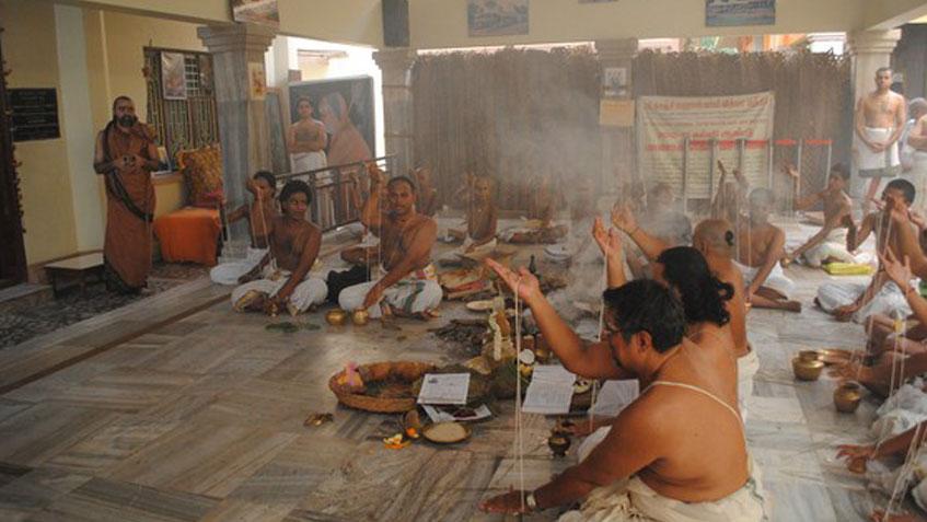 Yajur Upakarma in Tamil - Yajur Veda Avani Avittam Procedure