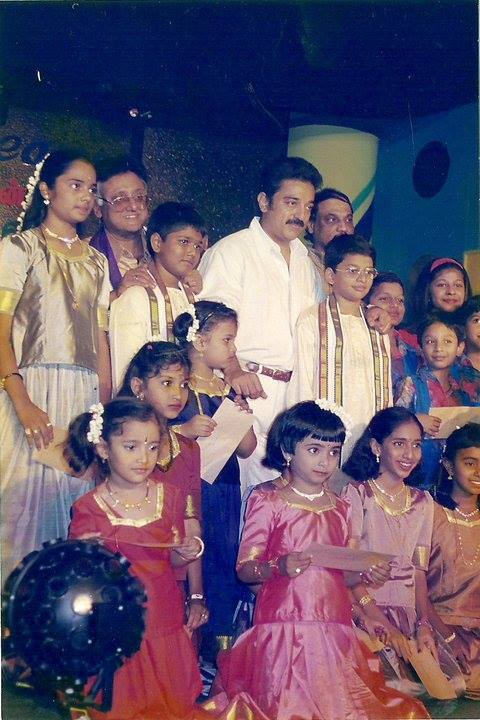 Issai Mazhalai launch in 2000 by Kamal Hassan