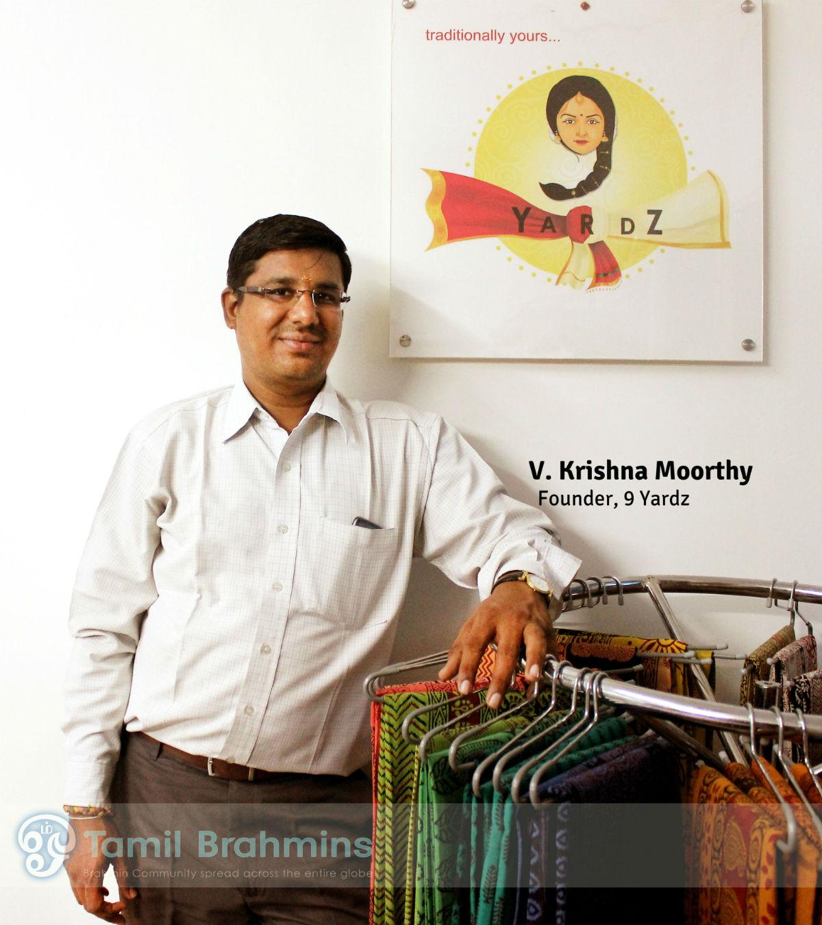 krishnamoorthy-jpg.7057 9 Yardz - Let's go the Madisar Style