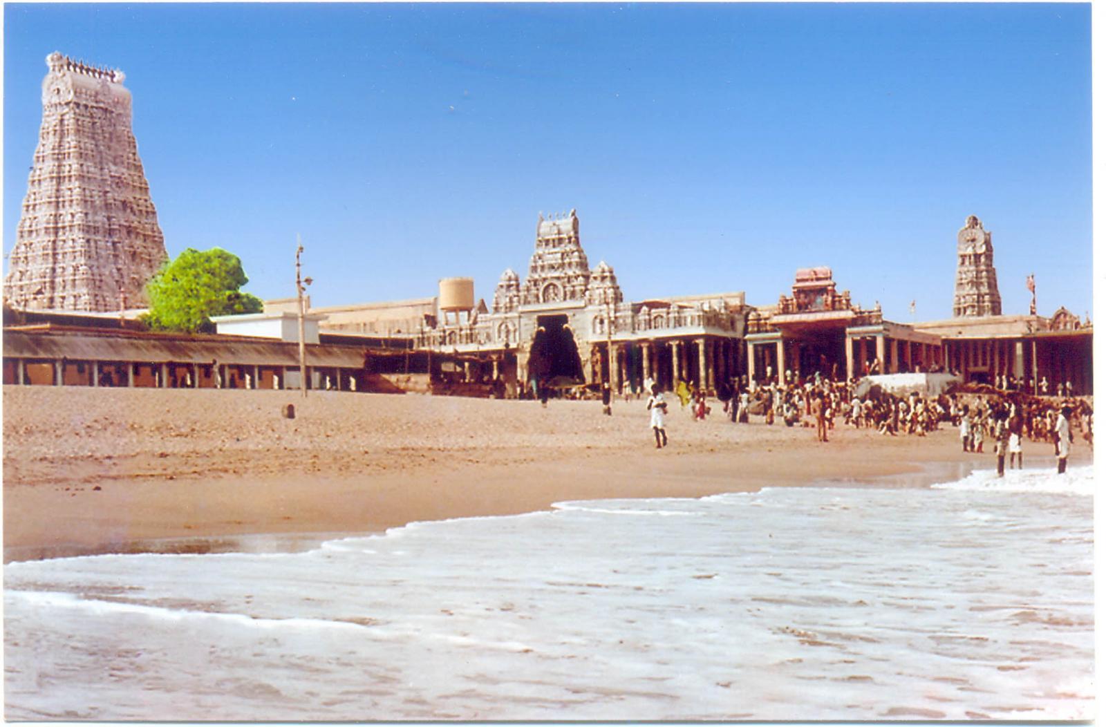 Arupadaiveedu- Thiruchendur Murugan - Tamil Brahmins Community
