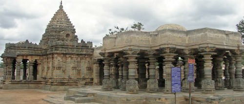 The Temple Of Mahadeva at Itagi