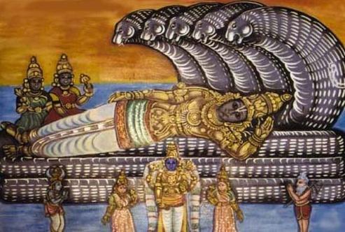 Sri Adikesava Perumal Temple, Vallipuram