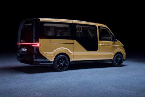 Volkswagen's MOIA debuts its all-electric rideshare vehicle