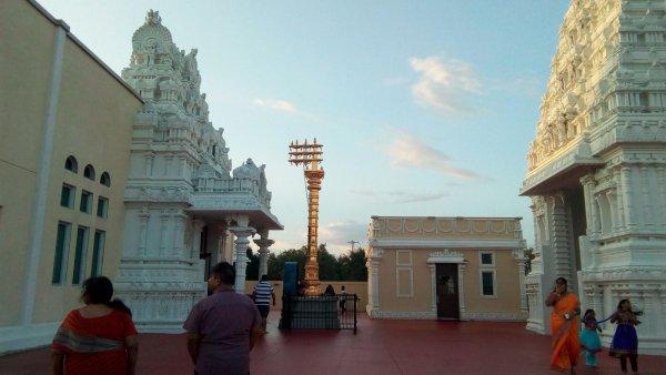 Sri Venkateshwara Temple, Austin, Texas