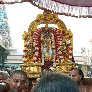 Sri Parthasarathy Perumal Ekadesi Purapaadu