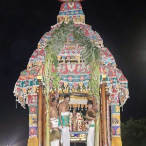 Sri Parthasarathy in Chinna Ther