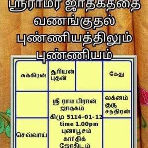 General Slokams and Mantrams | Tamil Brahmins Community