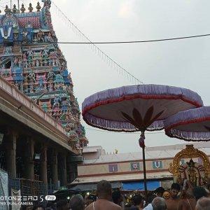 Sri Gajendra Varadar - Hastham Purapaadu